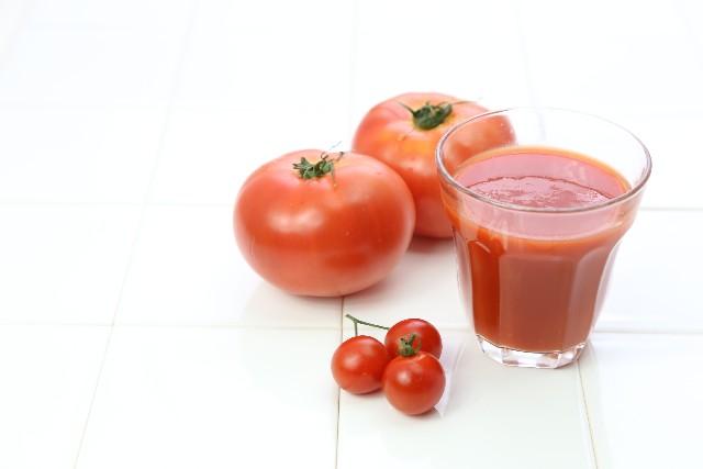 トマトジュース 温める