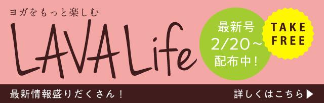 LAVA公式ニュースレター LAVA Life