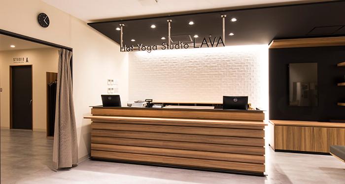 ホットヨガスタジオLAVA 栄店の画像