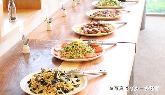 自然食ビュッフェ イメージ写真2